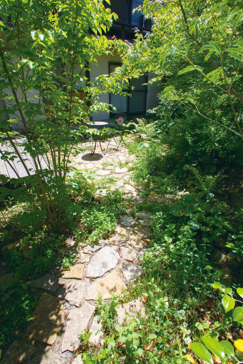 庭園設計・施工・管理 M邸プライベートガーデンリフォーム(滋賀県大津市)