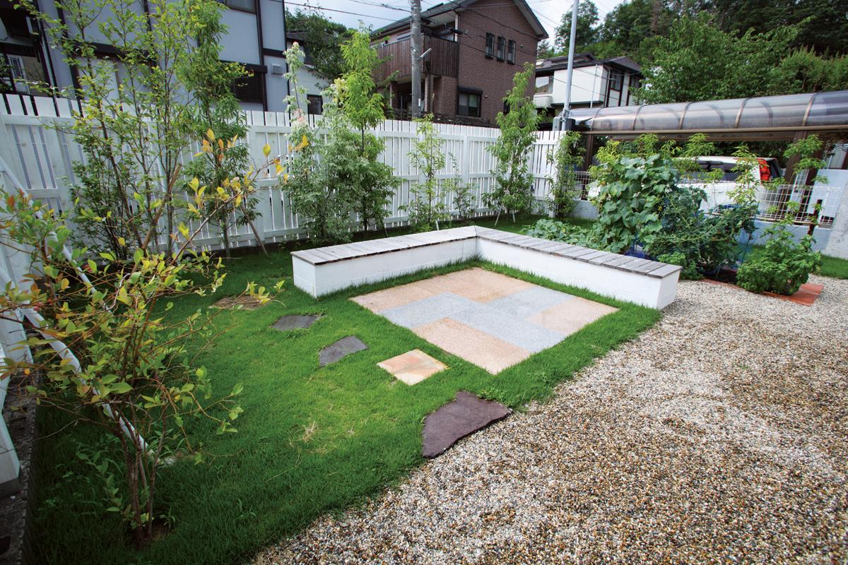 庭園設計・施工・管理|MU邸ガーデンリフォーム(滋賀県大津市)
