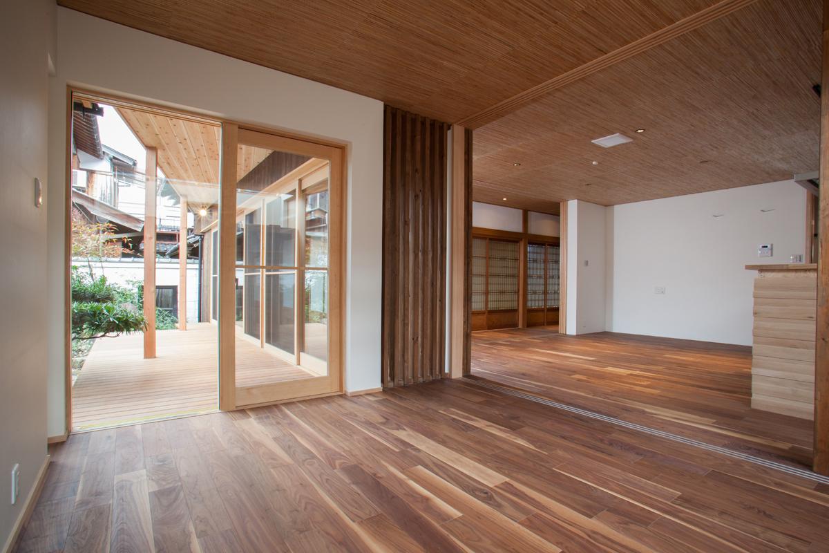 リノベーション施工事例|堅田二世帯住宅(滋賀県大津市)