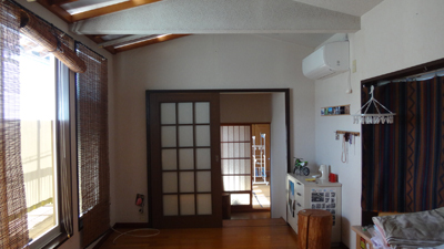 リノベーション施工前|堅田二世帯住宅(滋賀県大津市)