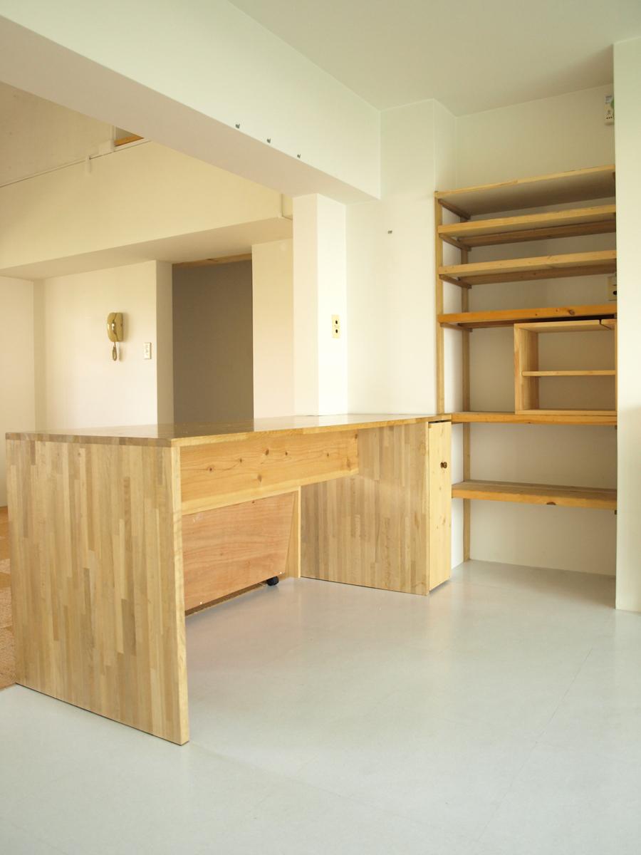 リノベーション施工事例|リノベーション|高野マンション(京都府京都市)